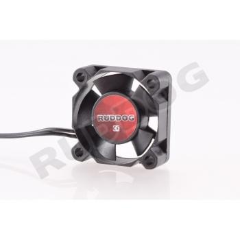 RUDDOG - Fan 30mm, with 240mm Black Wire