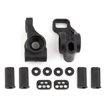 Team Associated - B64 Rear Hubs