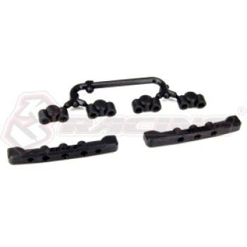 3Racing - Suspension Mount Set For 3RACING SAKURA M