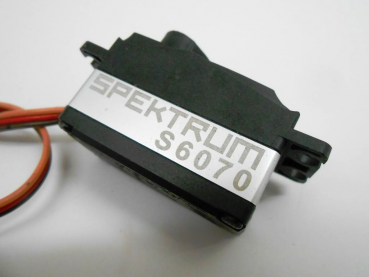 SPEKTRUM - S6070 DIGITALER LOW PROFILE-SERVO