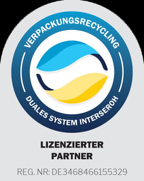 Lizenzero - Verpackungen einfach lizenzieren - Logo